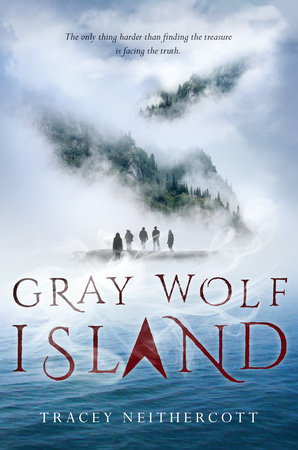 Gray Wolf Island Book Cover Picture