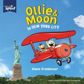 Ollie & Moon in New York City