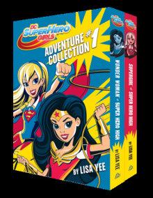 The DC Super Hero Girls Adventure Collection #1 (DC Super Hero Girls)