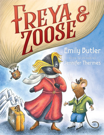 Freya & Zoose by Emily Butler