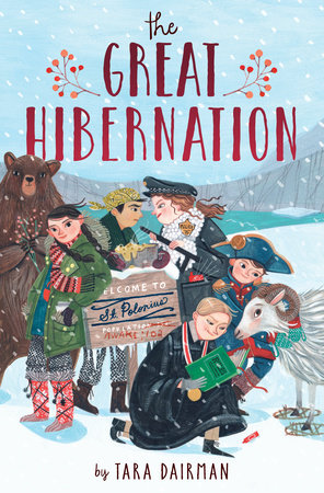 The Great Hibernation cover