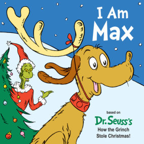 Grinch Max Clipart