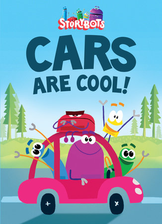 Cars Are Cool! (StoryBots) by JibJab Bros Studios