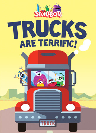 Trucks are Terrific! (StoryBots) by JibJab Bros Studios