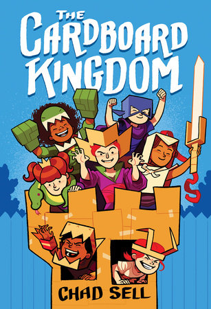 Image result for cardboard kingdom