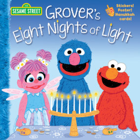 Grover's Eight Nights of Light (Sesame Street)