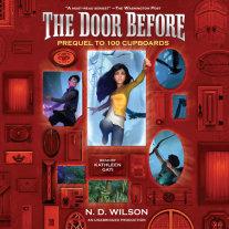 The Door Before (100 Cupboards Prequel) Cover