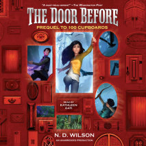 The Door Before (100 Cupboards Prequel) Cover