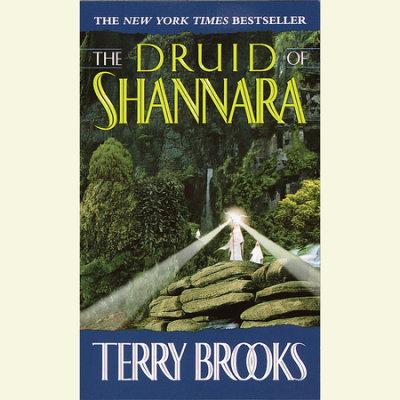 The Druid of Shannara cover
