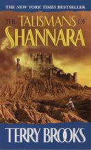 The Talismans of Shannara Cover