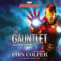 Iron Man: The Gauntlet Cover