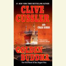 Golden Buddha Cover