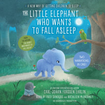 The Little Elephant Who Wants to Fall Asleep Cover