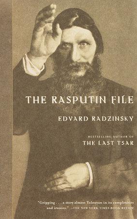 The Rasputin File cover