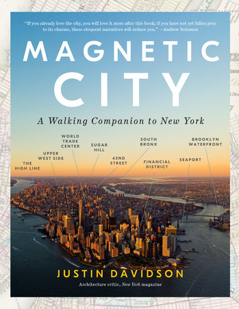 Magnetic City cover