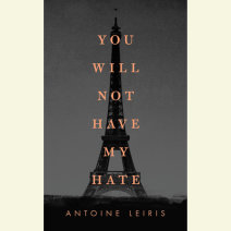 You Will Not Have My Hate Cover