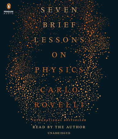 Seven Brief Lessons on Physics cover