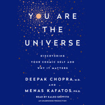 You Are the Universe Cover