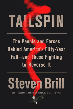 Tailspin by steven brill penguinrandomhouse tailspin by steven brill fandeluxe Choice Image