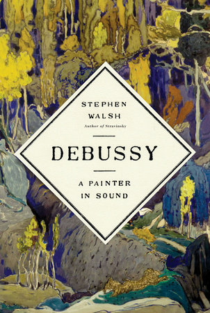Debussy Book Cover Picture