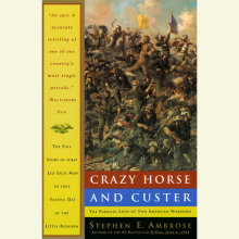 Crazy Horse and Custer Cover