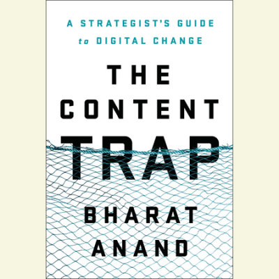 The Content Trap cover
