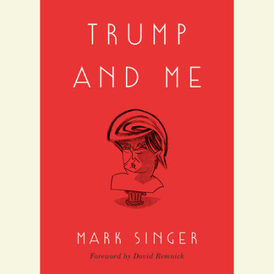 Trump and Me cover