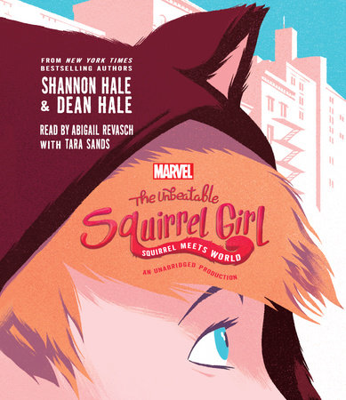 The Unbeatable Squirrel Girl Squirrel Meets World cover