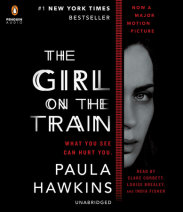 The Girl on the Train (Movie Tie-In) Cover