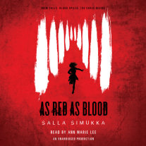 As Red As Blood Cover