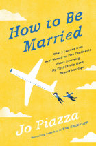 How to Be Married Cover