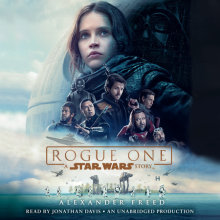 Rogue One: A Star Wars Story Cover