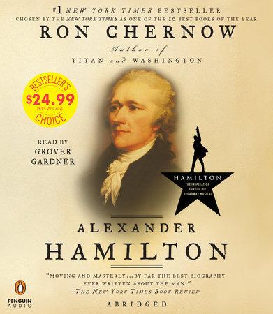 Alexander Hamilton cover