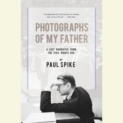 Photographs of My Father cover