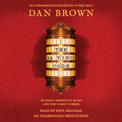 The Da Vinci Code (The Young Adult Adaptation) cover