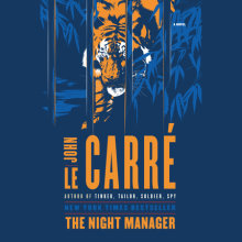 The Night Manager Cover