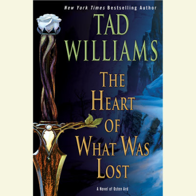 The Heart of What Was Lost cover