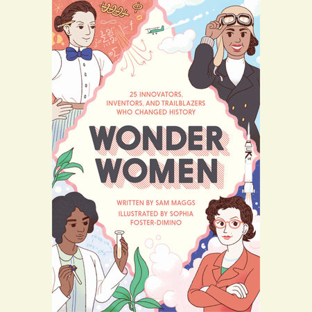 Wonder Women Book Cover Picture