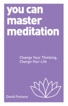 You Can Master Meditation Cover