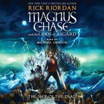Magnus Chase and the Gods of Asgard, Book 3: The Ship of the Dead Cover