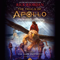 The Trials of Apollo, Book Two: The Dark Prophecy Cover