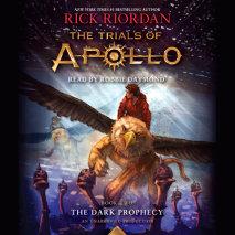 The Trials of Apollo, Book Two: The Dark Prophecy Cover