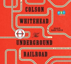 The Underground Railroad (Oprah's Book Club) cover big