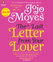 The Last Letter from Your Lover Cover