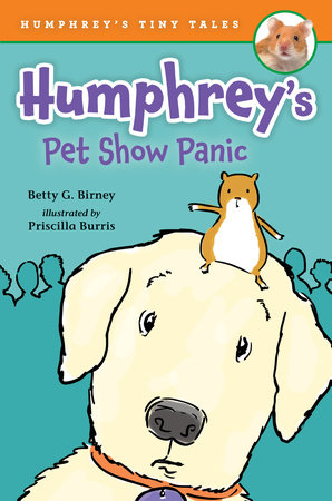 Humphrey's Pet Show Panic by Betty G. Birney