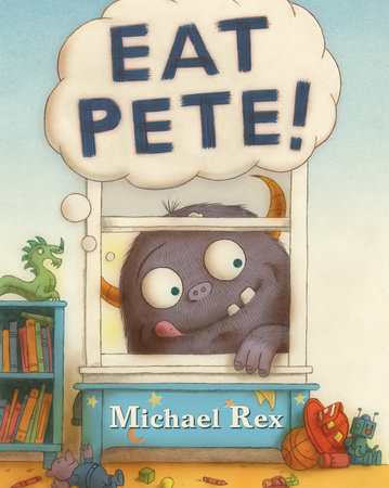 Eat Pete by Michael Rex