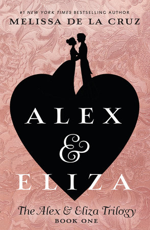 Alex and Eliza: A Love Story Book Cover Picture
