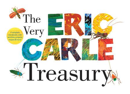 The Very Eric Carle Treasury by Eric Carle
