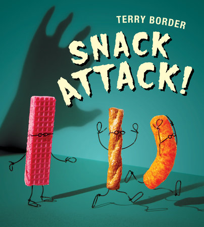 Snack Attack! by Terry Border