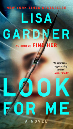 The cover of the book Look for Me